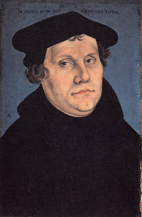 luther-en-de-paus